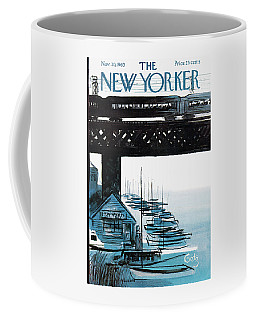 New Yorker November 30th, 1963 Coffee Mug