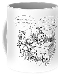 New Yorker November 30th, 1987 Coffee Mug