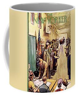 New Yorker November 4th, 1950 Coffee Mug