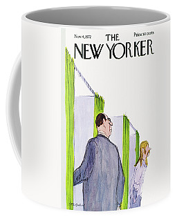New Yorker November 4th, 1972 Coffee Mug