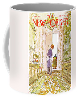 New Yorker November 4th, 1974 Coffee Mug