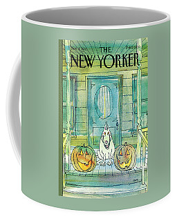 New Yorker November 4th, 1985 Coffee Mug
