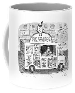 New Yorker November 6th, 1995 Coffee Mug