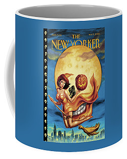 New Yorker November 6th, 2000 Coffee Mug