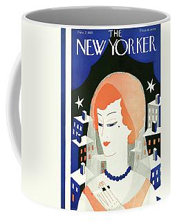 New Yorker November 7th, 1925 Coffee Mug