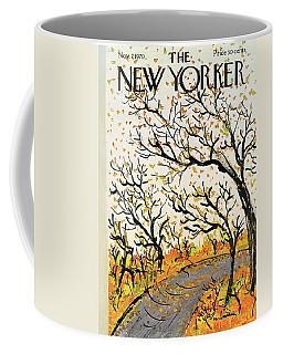New Yorker November 7th, 1970 Coffee Mug