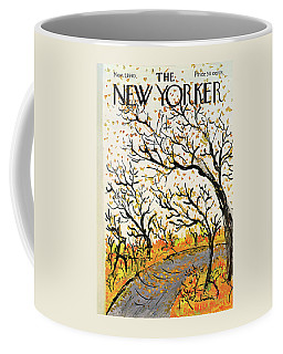 New Yorker November 7th, 1970 Coffee Mug