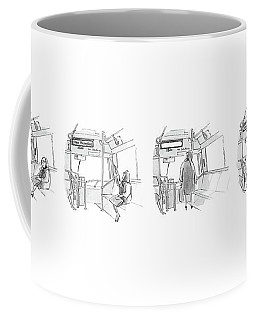 New Yorker November 7th, 1988 Coffee Mug