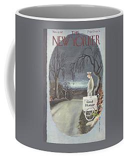 New Yorker November 8th, 1947 Coffee Mug
