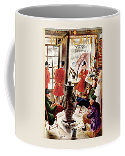 New Yorker November 8th, 1952 Coffee Mug