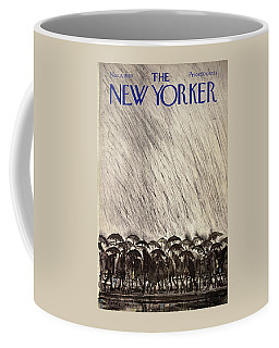 New Yorker November 8th, 1969 Coffee Mug