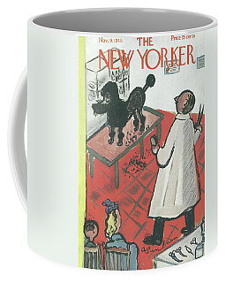 New Yorker November 9th, 1946 Coffee Mug