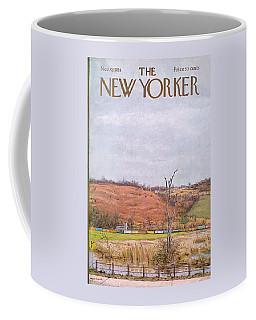 New Yorker November 9th, 1968 Coffee Mug