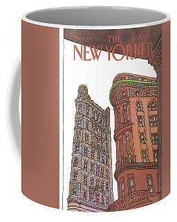 New Yorker November 9th, 1981 Coffee Mug