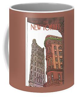 New Yorker November 9th, 1981 Coffee Mug