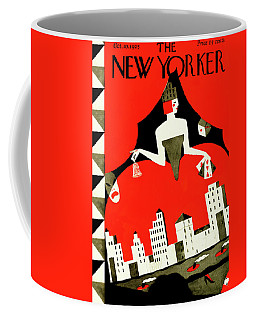 New Yorker October 10th, 1925 Coffee Mug