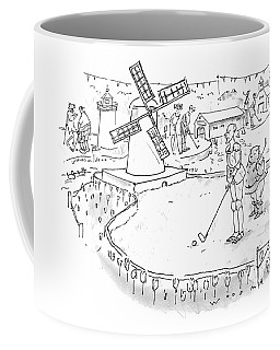 New Yorker October 11th, 1993 Coffee Mug