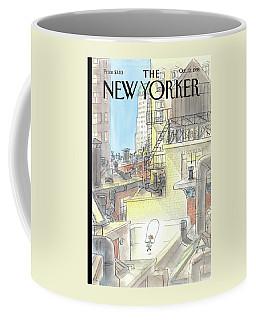 New Yorker October 12th, 1998 Coffee Mug