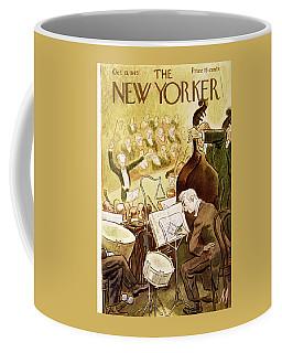 New Yorker October 13th, 1945 Coffee Mug