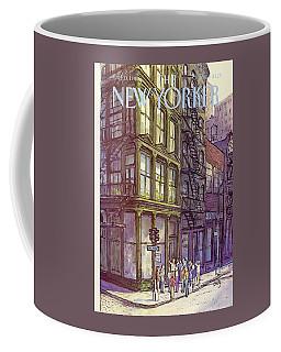 New Yorker October 13th, 1980 Coffee Mug