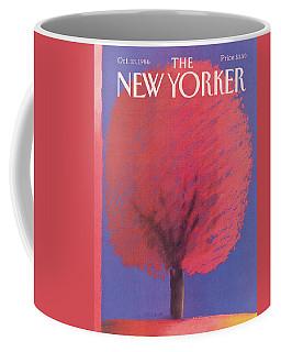 New Yorker October 13th, 1986 Coffee Mug