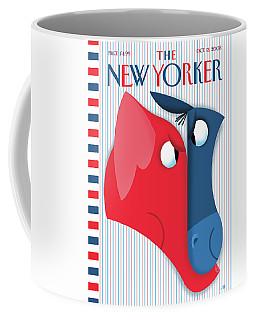 New Yorker October 13th, 2008 Coffee Mug