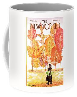 New Yorker October 14th, 1972 Coffee Mug