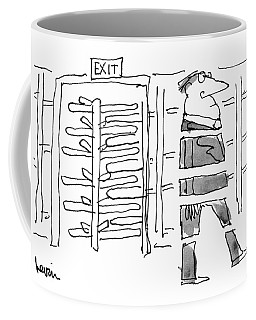 New Yorker October 14th, 1974 Coffee Mug