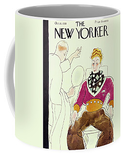 New Yorker October 15 1938 Coffee Mug