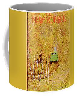 New Yorker October 15th, 1949 Coffee Mug