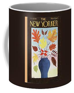 New Yorker October 15th, 1960 Coffee Mug