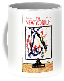 New Yorker October 15th, 1990 Coffee Mug