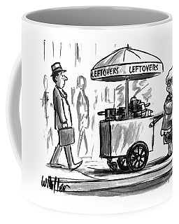 New Yorker October 17th, 1994 Coffee Mug