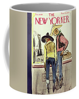 New Yorker October 19 1935 Coffee Mug