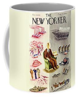 New Yorker October 19 1940 Coffee Mug