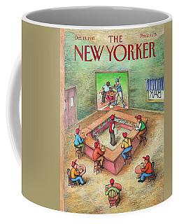 New Yorker October 19th, 1987 Coffee Mug