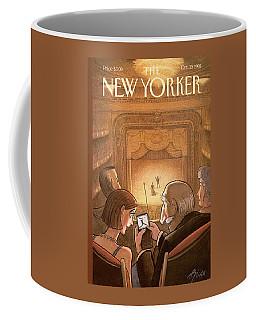 New Yorker October 19th, 1998 Coffee Mug