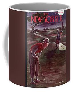 New Yorker October 1st, 1938 Coffee Mug