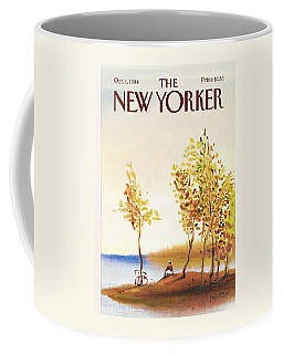 New Yorker October 1st, 1984 Coffee Mug