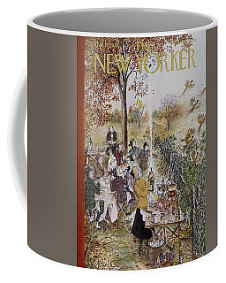 New Yorker October 20th, 1962 Coffee Mug
