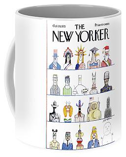 New Yorker October 20th, 1975 Coffee Mug