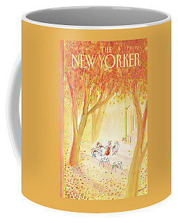 New Yorker October 20th, 1980 Coffee Mug
