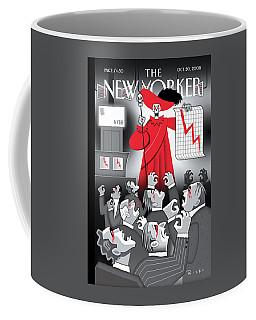 New Yorker October 20th, 2008 Coffee Mug