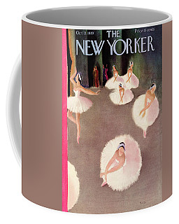 New Yorker October 21st, 1939 Coffee Mug