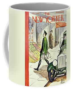 New Yorker October 22 1932 Coffee Mug
