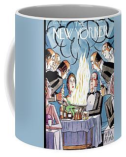 New Yorker October 24th, 1942 Coffee Mug