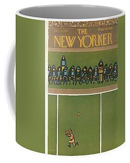 New Yorker October 24th, 1970 Coffee Mug