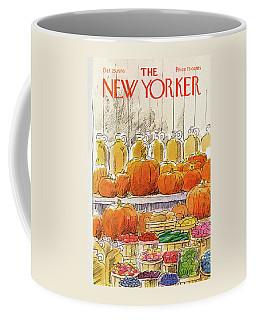 New Yorker October 25th, 1976 Coffee Mug