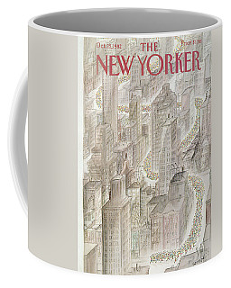 New Yorker October 25th, 1982 Coffee Mug