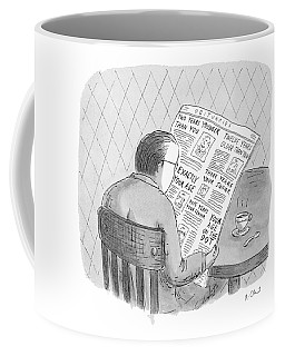 New Yorker October 25th, 1993 Coffee Mug